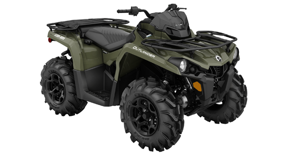 ATV Quad Outlander 450 SWISS PRO T3