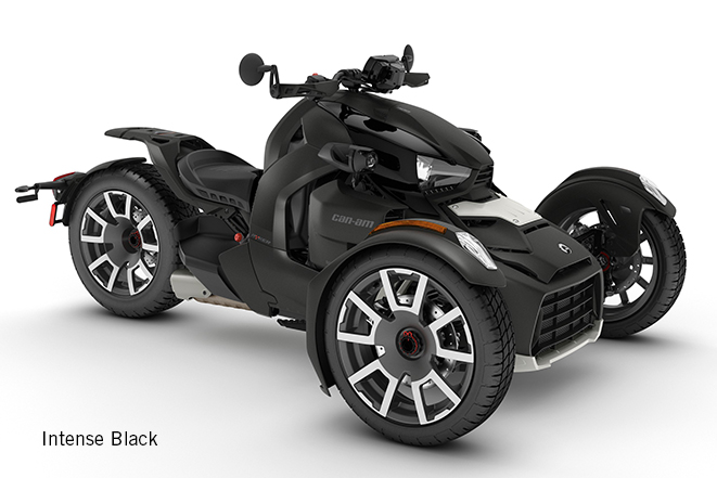 canam ryker rally edition intense black 2019