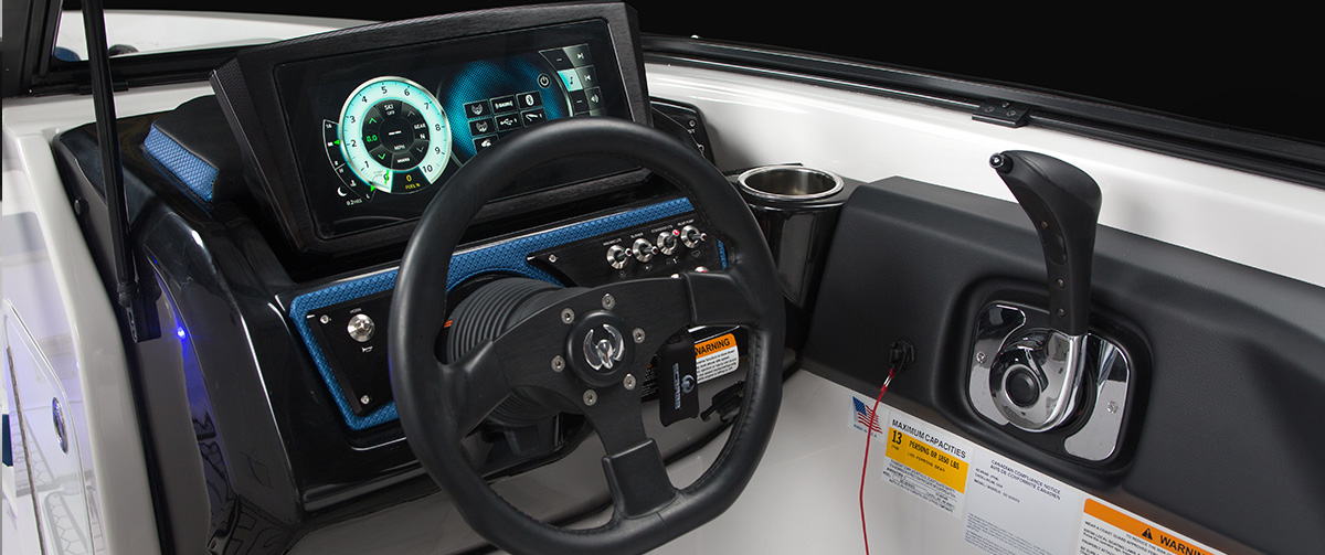 Scarab255ID Touchscreen Command Center