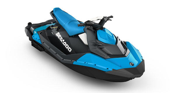 Sea Doo SPARK 3up iBR MY17 Blueberry