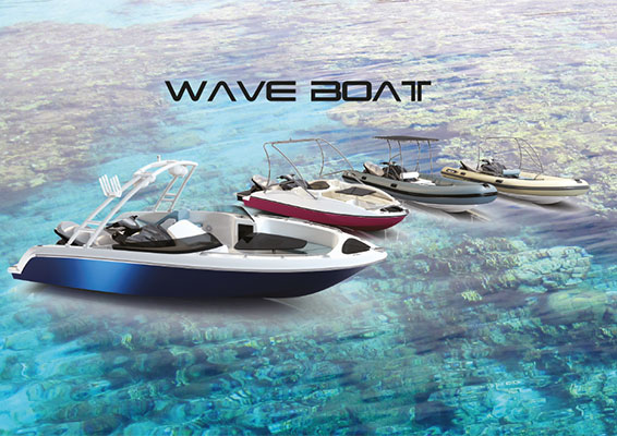SEALVER WAVEBOAT Line-Up 2017